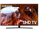Телевизор Samsung 55 UHD, Smart TV , Звук (20 Вт (2x10 Вт)), 3xHDMI, 2xUSB, 1xRJ-45, PQI 1900, Черный UE55RU7400UXRU
