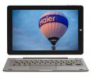 Планшет Haier HV103H 10,1(1280x800)IPS x5-Z8350 1.44МГц(4) (2/64)Гб Cam Win10 6000мАч Темно-серый +Dock TD0026529RU