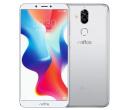 Смартфон Neffos X9 32Gb DS 5,99(1440х720)IPS LTE Cam(13+5/8) MT6750 1.5ГГц8) (3/32)Гб A8.1 3000мАч Cеребристый TP913A66RU