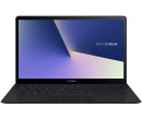 ASUS Zenbook S UX391UA i5-8250U 8Gb SSD 512Gb Intel UHD Graphics 620 13,3 FHD IPS BT Cam 6500мАч Win10 Темно-синий UX391UA-EG010T 90NB0D91-M01320