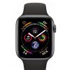 Смарт-часы Apple Watch Series 4 Aluminum Case 40mm, Space Gray, Серый космос (Черный спортивный ремешок) MU662RU/A