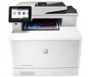 МФУ лазерное монохромное HP LaserJet Pro M428fdn, A4, ADF, 38 стр/мин, 512Mb, дуплекс, факс, USB, LAN, Белый W1A32A
