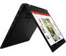 Lenovo ThinkPad Yoga L13 i7-10510U 8Gb SSD 256Gb Intel UHD Graphics 13,3 FHD IPS TS(MLT) BT Cam 3250мАч Win10Pro Черный 20R5000ERT