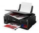 МФУ струйное цветное Canon Pixma G3411 A4, ADF, 8.8/5 стр/мин USB, СНПЧ, Wi-Fi, Черный 2315C025