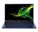 Acer Swift SF514-54T i5-1035G1 8Gb SSD 256Gb Intel UHD Graphics 14 FHD IPS (TS MLT) BT Cam 4670мАч Win10 Синий SF514-54T-59VD NX.HHUER.004