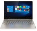 Lenovo Yoga S740-14 i5-1035G4 16Gb SSD 512Gb Intel Iris Plus Graphics 14 FHD IPS BT Cam 4080мАч Win10 Песчаный 81RS0066RU