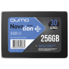 """Внутренний SSD-накопитель Qumo Novation 256GB 2,5"""" SATA-III, 3D TLC, Черный Q3DT-256GPPN"""