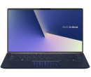 ASUS Zenbook UX433FAC i7-10510U 16Gb SSD 512Gb Intel UHD Graphics 14 FHD IPS BT Cam 3700мАч Win10Pro Синий UX433FAC-A5113R 90NB0MQ5-M03870