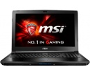 Распродажа MSI GL62 6QD-029XRU i5-6300HQ 4Gb 500Gb nV GTX950M 2Gb 15,6 HD DVD(DL) BT Cam 4400мАч Free DOS Черный