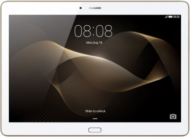 Распродажа Планшет Huawei MediaPad M2 10 LTE 10(1920x1200) LTE Cam(13/5) Kirin 930 2000МГц(8) (3/64)Гб microSD 128Гб A5.1 GPS 6660мАч Золотистый M2-A01L Gold