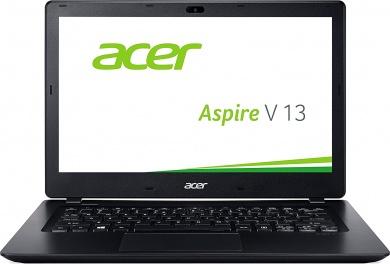 Распродажа Acer Aspire V3-372 i7-6500U 8Gb SSD 128Gb Intel HD Graphics 520 13,3 FHD IPS BT Cam 3220мАч Win10 Черный V3-372-76HX NX.G7BER.014