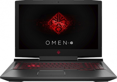 Распродажа HP Omen 17 i7-7700HQ 8Gb 1Tb nV GTX1050 2Gb 17,3 FHD DVD(DL) IPS BT Cam 3720мАч Win10 Черный 17-an018ur 2CM07EA