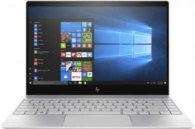 Распродажа HP Envy 13 i7-8550U 8Gb SSD 360Gb nV MX150 2Gb 13,3 FHD IPS BT Cam 3820мАч Win10 Серебристый 13-ad106ur 2PP95EA