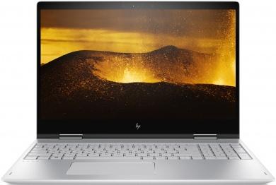Распродажа HP Envy x360 15 i7-8550U 8Gb 1Tb + SSD 128Gb nV MX150 4Gb 15,6 FHD Touchscreen(MLT) IPS BT Cam 4600мАч Win10 Серебристый 15-bp105ur 2PQ28EA
