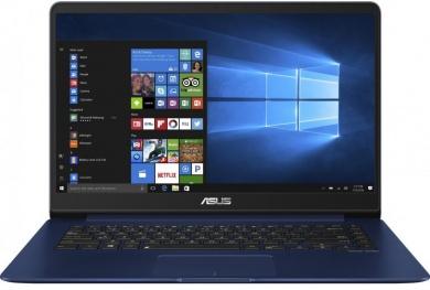 Распродажа ASUS Zenbook UX530UQ i7-7500U 16Gb SSD 512Gb nV GT940MX 2Gb 15,6 FHD IPS BT Cam 3700мАч Win10Pro Синий UX530UQ-FY049R 90NB0EG2-M01340