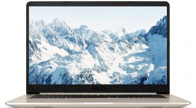 Распродажа ASUS VivoBook S510UN  i5-7200U 8Gb 1Tb + 128Gb nV MX150 2Gb 15,6 FHD IPS BT Cam 3650мАч Win10 Золотистый S510UN-BQ019T 90NB0GS1-M00420