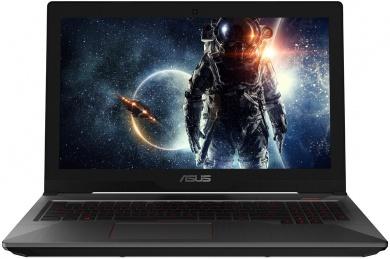 Распродажа ASUS FX503VD i5-7300HQ 8Gb 1Tb + SSD 8Gb nV GTX1050 2Gb 15,6 FHD IPS BT Cam 3200мАч Win10 Черный FX503VD-E4139T 90NR0GN1-M02770