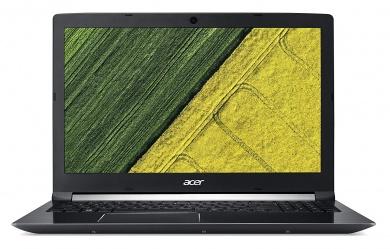 Распродажа Acer Aspire A715-71G i5-7300HQ 12Gb 1Tb + SSD 128Gb nV GTX1050Ti 4Gb 15,6 FHD BT Cam 3220мАч Win10 Черный A715-71G-56YJ NX.GP9ER.014