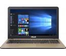 Распродажа (Дубровка) ASUS X540UB i3-6006U 4Gb 500Gb nV MX110 2Gb 15,6 FHD DVD(DL) BT Cam 2600мАч Endless OS Черный/Золотистый X540UB-DM264 90NB0IM1-M03610