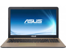 Распродажа (Дубровка) ASUS X540LA i3-5005U 4Gb 500Gb Intel HD Graphics 5500 15,6 FHD DVD(DL) BT Cam 2600мАч Endless OS Черный/Золотистый X540LA-DM1255 90NB0B01-M24400