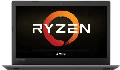 Распродажа Lenovo IdeaPad 330-15 Ryzen 5 2500U 6Gb 256Gb AMD Radeon 540 2Gb 15,6 FHD BT Cam 3900мАч Win10 Черный 81D200E1RU