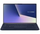 Распродажа (Пражская) ASUS Zenbook BX433FN i7-8565U 16Gb SSD 512Gb nV MX150 2Gb 14 FHD IPS BT Cam 3700мАч Win10Pro Синий BX433FN-A5183R 90NB0JQ1-M04500