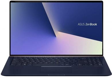 Распродажа ASUS Zenbook UX533FD i7-8565U 16Gb SSD 1Tb nV GTX1050 2Gb в дизайне MAX-Q 15,6 FHD IPS 4800мАч Win10Pro Синий UX533FD-A8105R 90NB0JX1-M01640