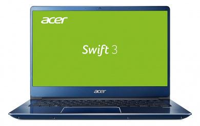 Распродажа (Дубровка) Acer Swift SF314-56 i3-8145U 8Gb SSD 128Gb Intel UHD Graphics 620 14 FHD IPS BT Cam 3220мАч Win10 Синий SF314-56-35WQ NX.H4EER.006